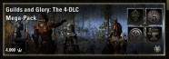 Guilds and Glory: The 4-DLC Mega-Pack