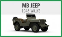 MB JEEP 1945 WILLYS